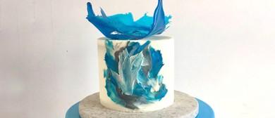 Isomalt Sail Cake Class