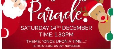 Cooper Aitken Morrinsville Christmas Parade