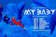 Image for event: My Baby Live! NZ Summer Tour