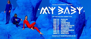 My Baby Live! NZ Summer Tour