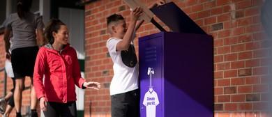 Cadbury Donate Your Kit