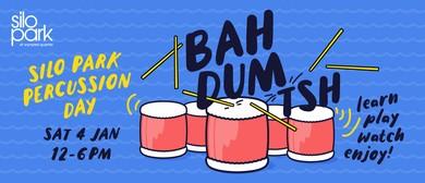 Bah Dum Tsh - Silo Percussion Day