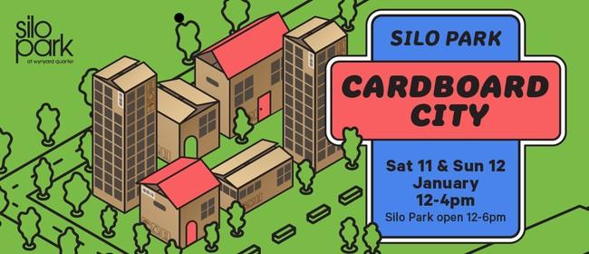 Silo Park: Cardboard City