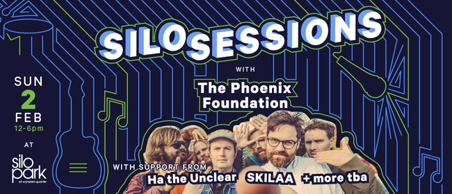 Silo Sessions: The Phoenix Foundation
