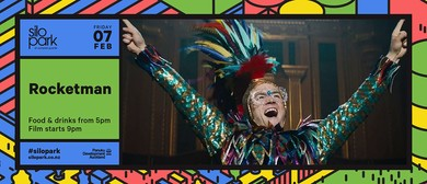 Silo Cinema Pride Edition: Rocketman