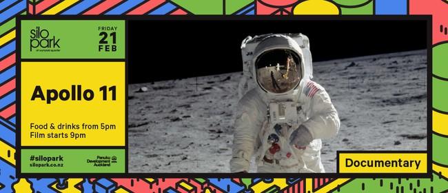 Silo Cinema: Apollo 11