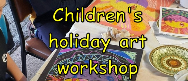 Children's Holiday Art Workshop With Lynne Sinclair Taylor