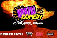 Image for event: Bonza Comedy