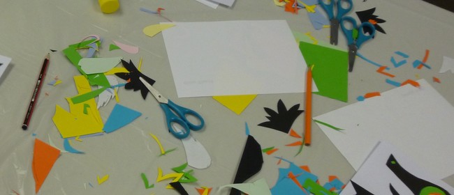 Paper Cut-outs or Polish Wycinanki Workshop