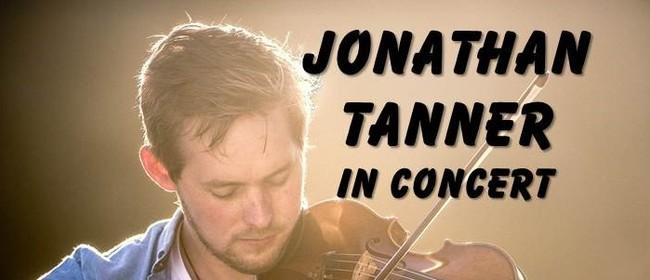 Jonathan Tanner In Concert
