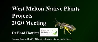 West Melton Native Plants Projects  2020