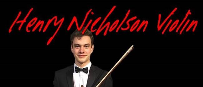 Henry Nicholson Violin