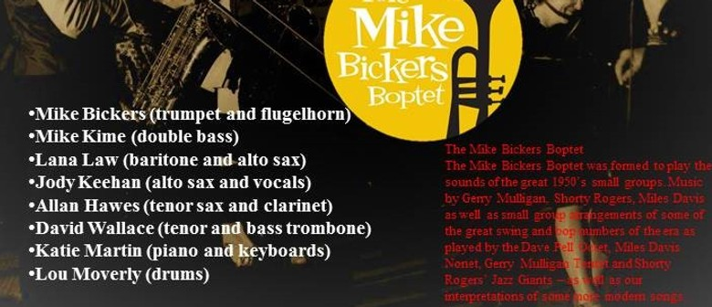 Mike Bickers Boptet