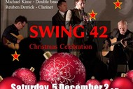 Swing 42 Christmas Celebration