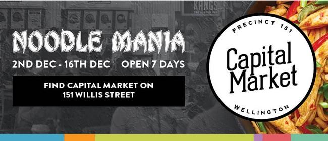 Capital Market Noodle Mania