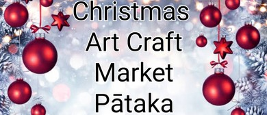 Christmas Art Craft Market