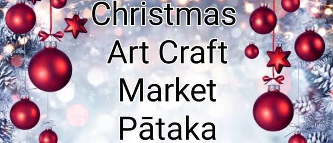 Christmas Art Craft Market