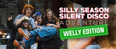 Silly Season Silent Disco Adventure