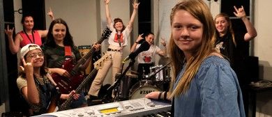 Summer In the Square - Girls Rock Camp Showcase