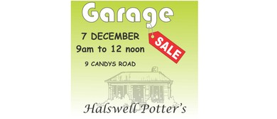 Halswell Pottery Group's Annual Christmas Pottery Sale