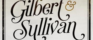 Gilbert and Sullivan on Tour