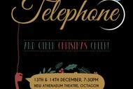 Image for event: Opera Otago – Menotti's The Telephone