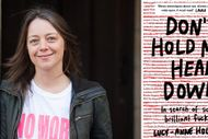 Lucy-Anne Holmes: Don't Hold my Head Down