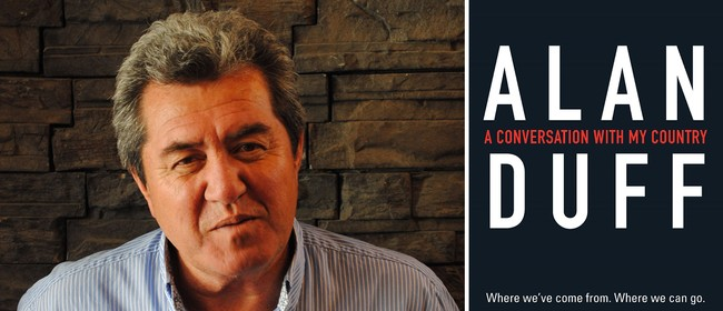Alan Duff: Conversations With My Country