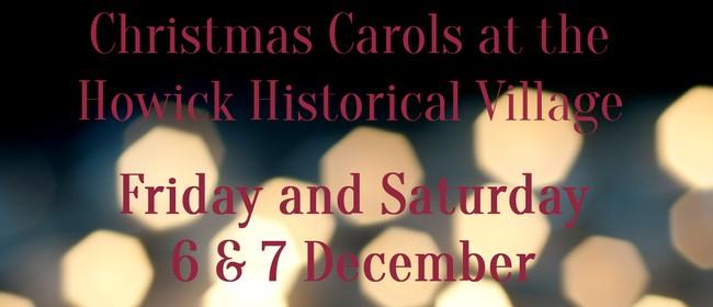 Christmas Carols and Markets