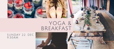 Yoga & Breakfast