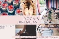 Image for event: Yoga & Breakfast