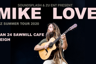 Image for event: Mike Love NZ Tour