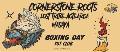 Cornerstone Roots - Boxing Day