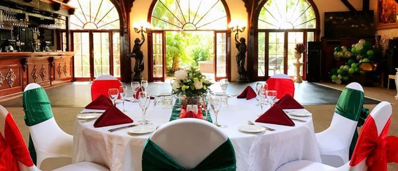Christmas Lunch Buffet at Settlers Country Manor