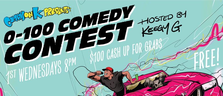 Comedy On K 0-100 Comedy Contest