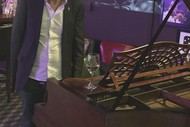 Image for event: John Key At the Piano
