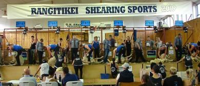 Rangitikei Shearing Sports 2020