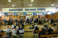 Image for event: Rangitikei Shearing Sports 2020