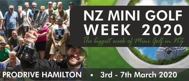 New Zealand Week of Mini Golf 2020