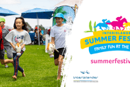 Image for event: Interislander Summer Festival Otaki Family Races