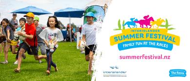 Interislander Summer Festival Otaki Trots