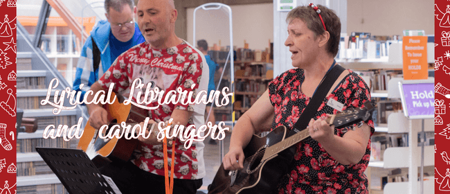 Christmas Carols With the Lyrical Librarians