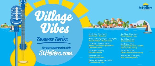 Village Vibes Summer Series