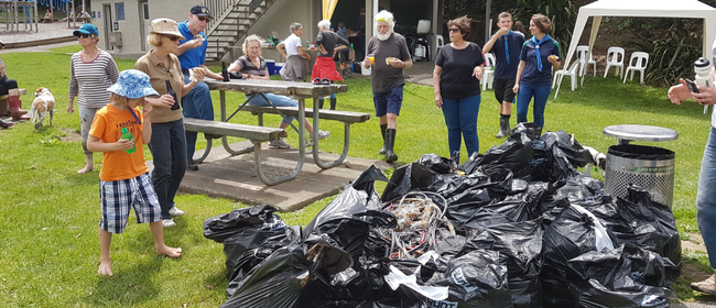 Beach and Coastal Clean Up - Little Shoal Bay to Chelsea Bay