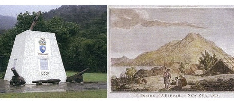 In the Footsteps of Captain James Cook