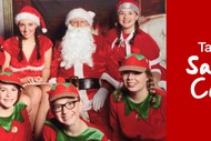 Image for event: Taupo Santa Cave