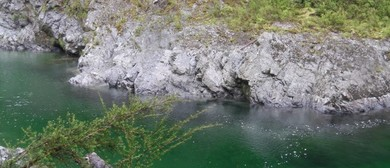 Emerald Pools - Pelorus