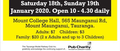Tauranga Model Train Show
