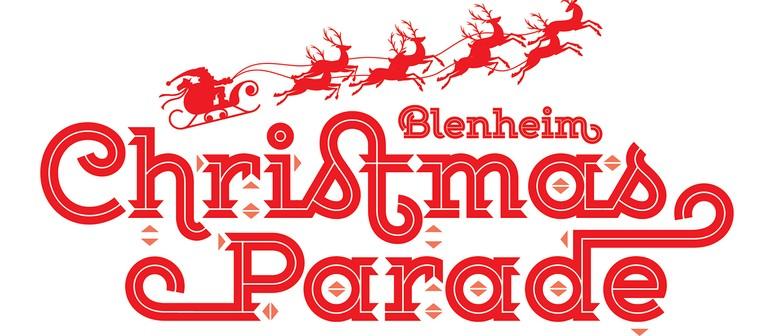 Blenheim Christmas Parade