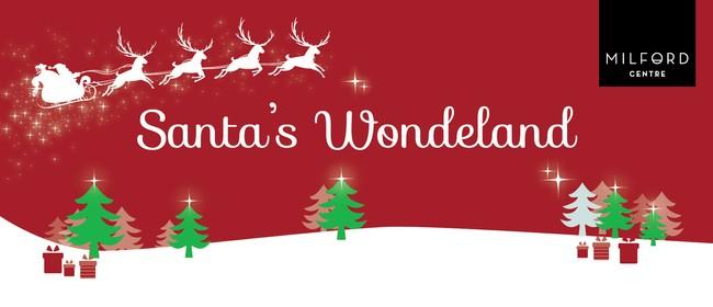 Visit Santa's Wonderland